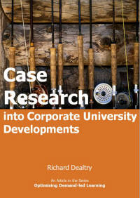 case research in corporate university developments