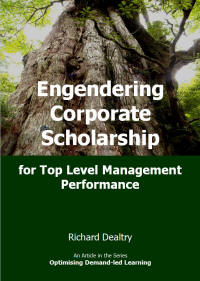 Engendering Corporate Scholarship