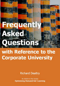 FAQs with reference to the corporate university