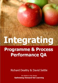 integrating programme and process performance qa