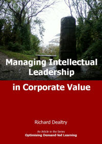 managing intellectual leadership