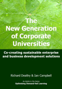 the new generation of corporate universities