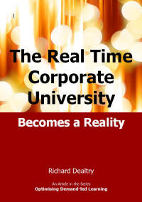 real time corporate university