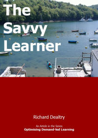 the savvy learner