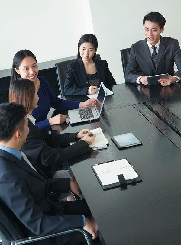 corporate blueprint for success